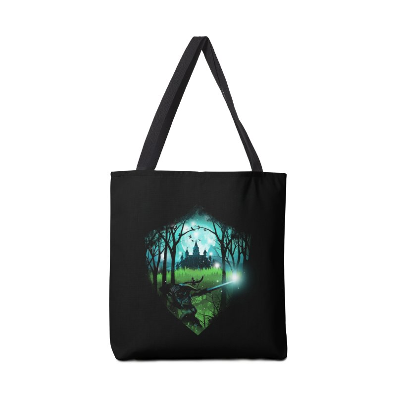 Wild Adventure Accessories Bag by dandingeroz's Artist Shop