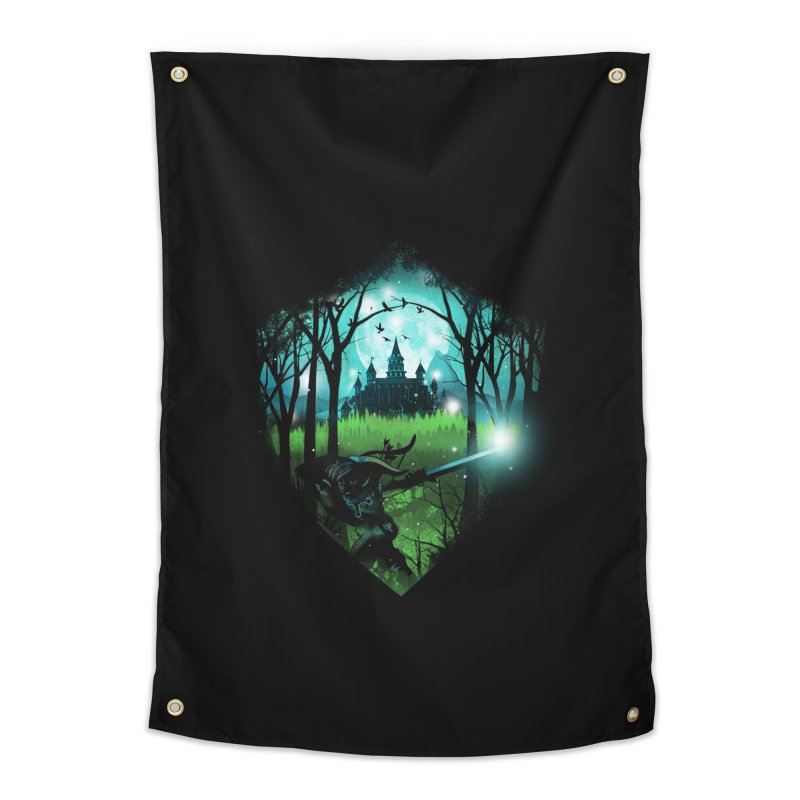 Wild Adventure Home Tapestry by dandingeroz's Artist Shop