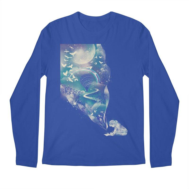 Dream big Men's Longsleeve T-Shirt by dandingeroz's Artist Shop