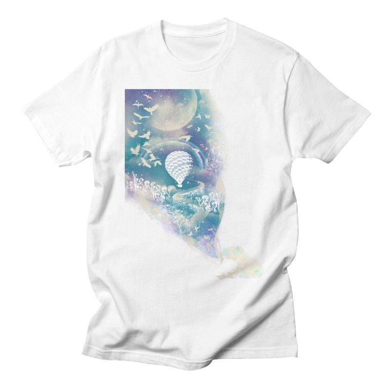 Dream big Women's Unisex T-Shirt by dandingeroz's Artist Shop
