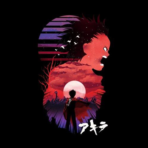 Design for Tetsuo Sunset