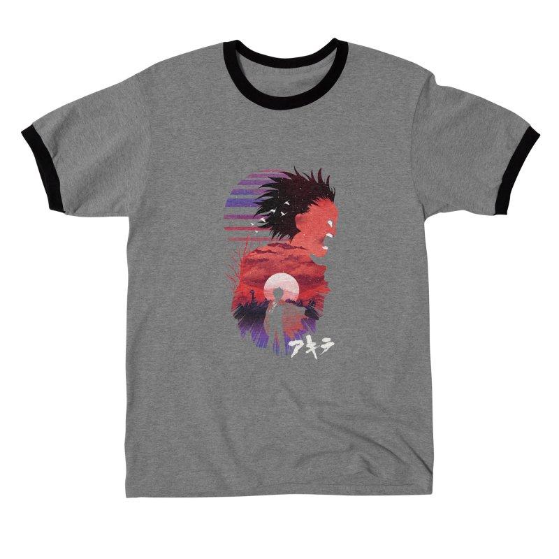 Tetsuo Sunset Women's T-Shirt by dandingeroz's Artist Shop