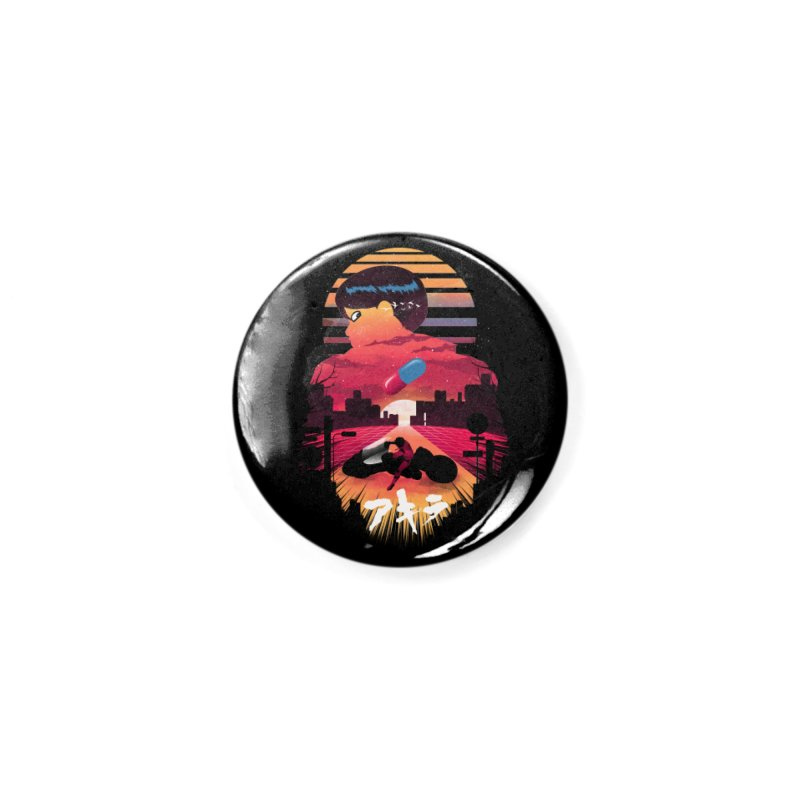 Kaneda Sunset Accessories Button by dandingeroz's Artist Shop