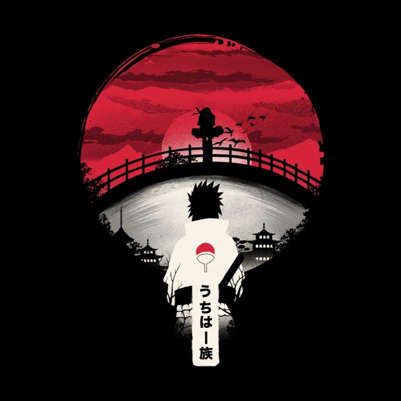 Uchiha Night Men's T-Shirt by dandingeroz's Artist Shop