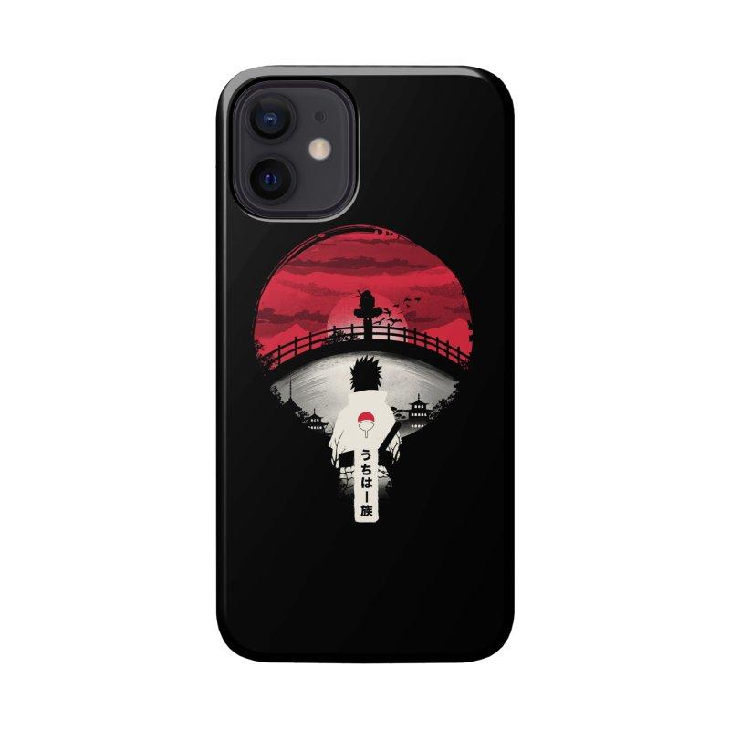 Uchiha Night Accessories Phone Case by dandingeroz's Artist Shop