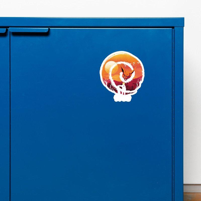 Uzumaki Night Accessories Magnet by dandingeroz's Artist Shop