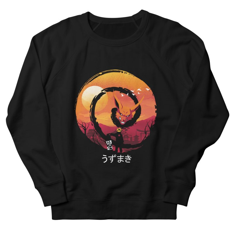 Uzumaki Night Men's Sweatshirt by dandingeroz's Artist Shop