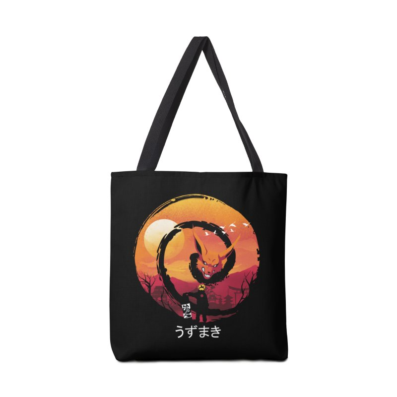 Uzumaki Night Accessories Bag by dandingeroz's Artist Shop