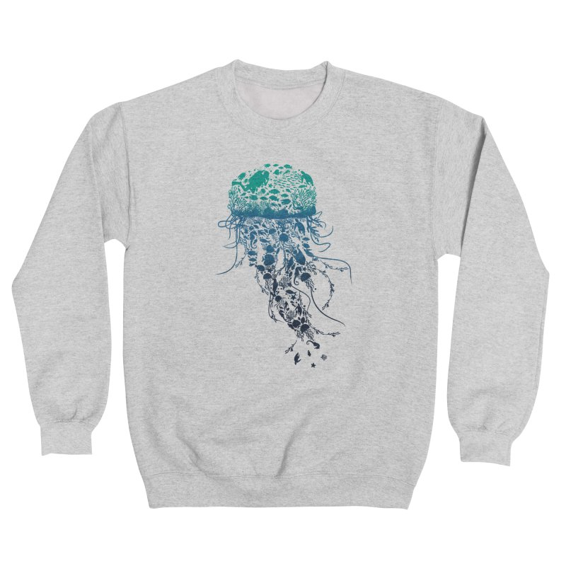 Protect the marine life Men's Sweatshirt by dandingeroz's Artist Shop