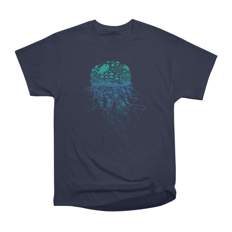 Protect the marine life Men's T-Shirt by dandingeroz's Artist Shop