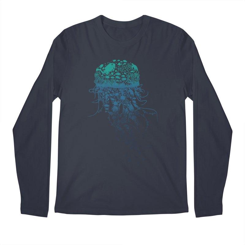 Protect the marine life Men's Longsleeve T-Shirt by dandingeroz's Artist Shop