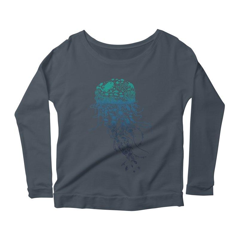 Protect the marine life Women's Longsleeve T-Shirt by dandingeroz's Artist Shop