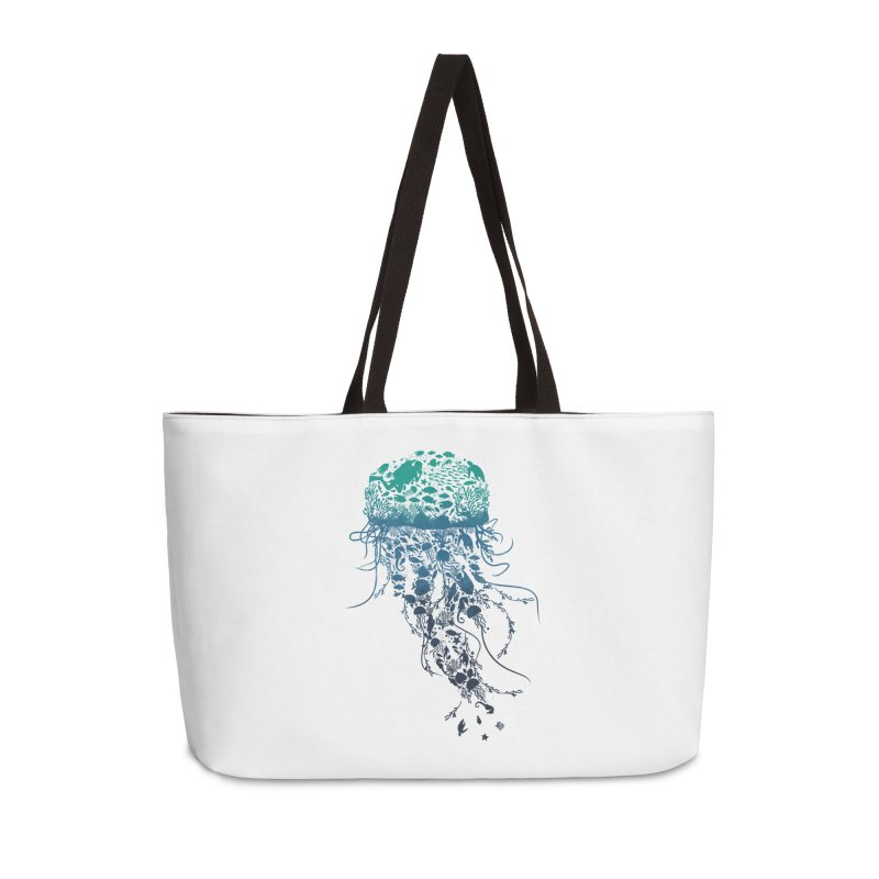 Protect the marine life Accessories Bag by dandingeroz's Artist Shop
