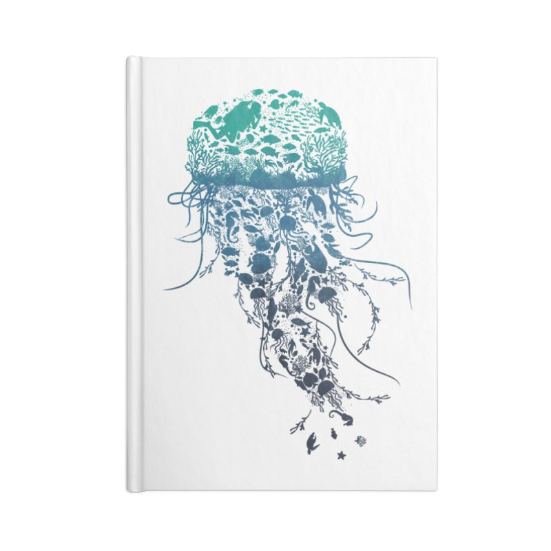 Protect the marine life Accessories Notebook by dandingeroz's Artist Shop