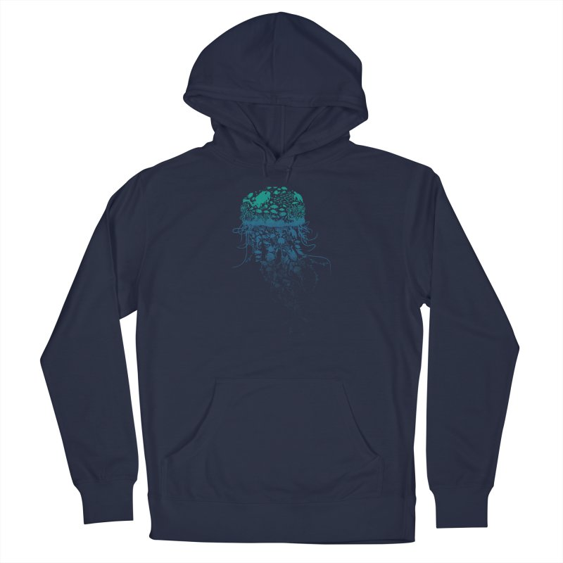 Protect the marine life Men's Pullover Hoody by dandingeroz's Artist Shop