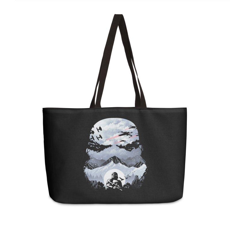 Storm Mountains Accessories Bag by dandingeroz's Artist Shop