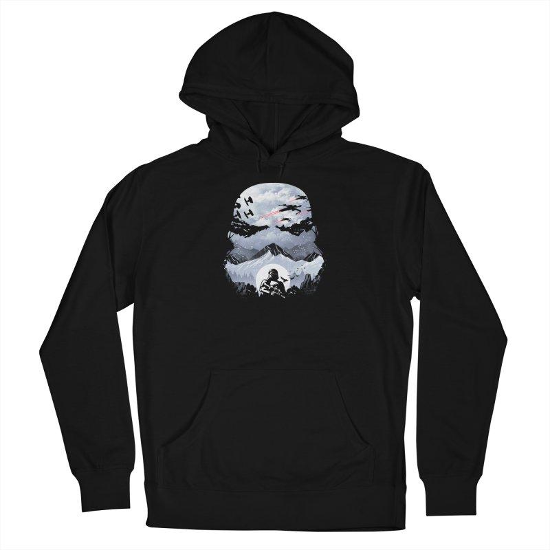 Storm Mountains Men's Pullover Hoody by dandingeroz's Artist Shop