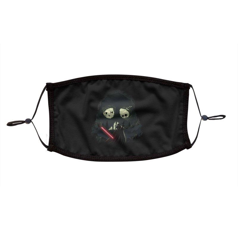 Dark Cave Accessories Face Mask by dandingeroz's Artist Shop
