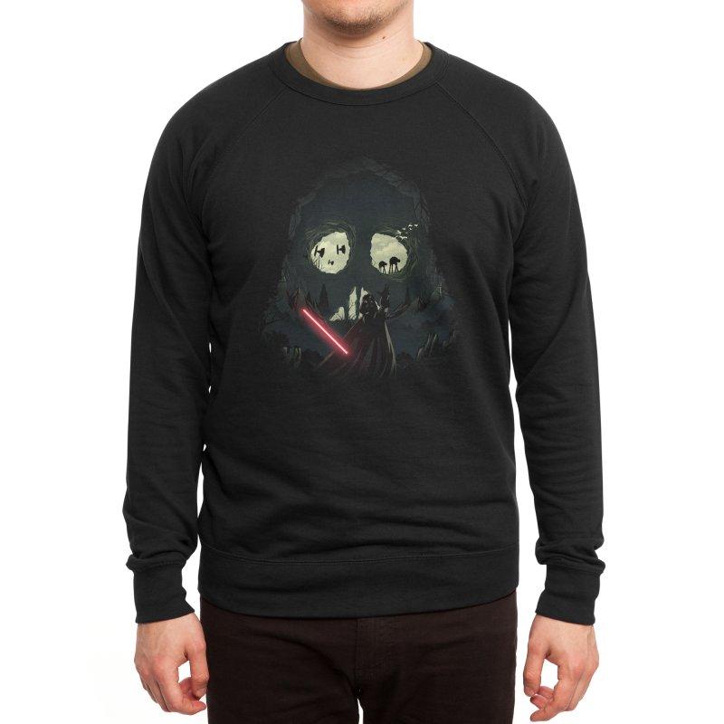 Dark Cave Men's Sweatshirt by dandingeroz's Artist Shop
