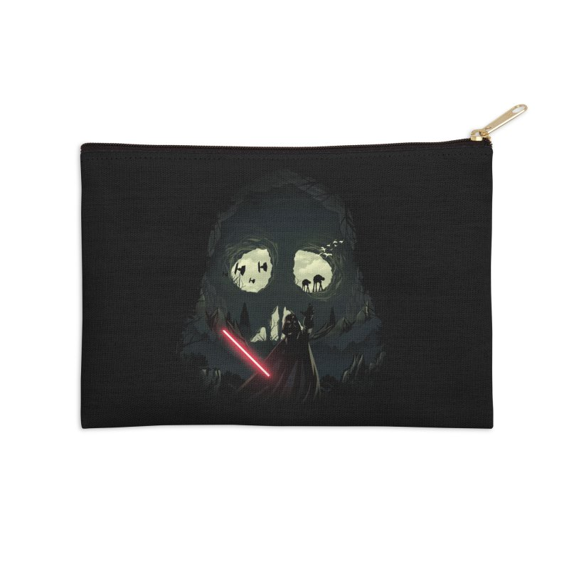 Dark Cave Accessories Zip Pouch by dandingeroz's Artist Shop