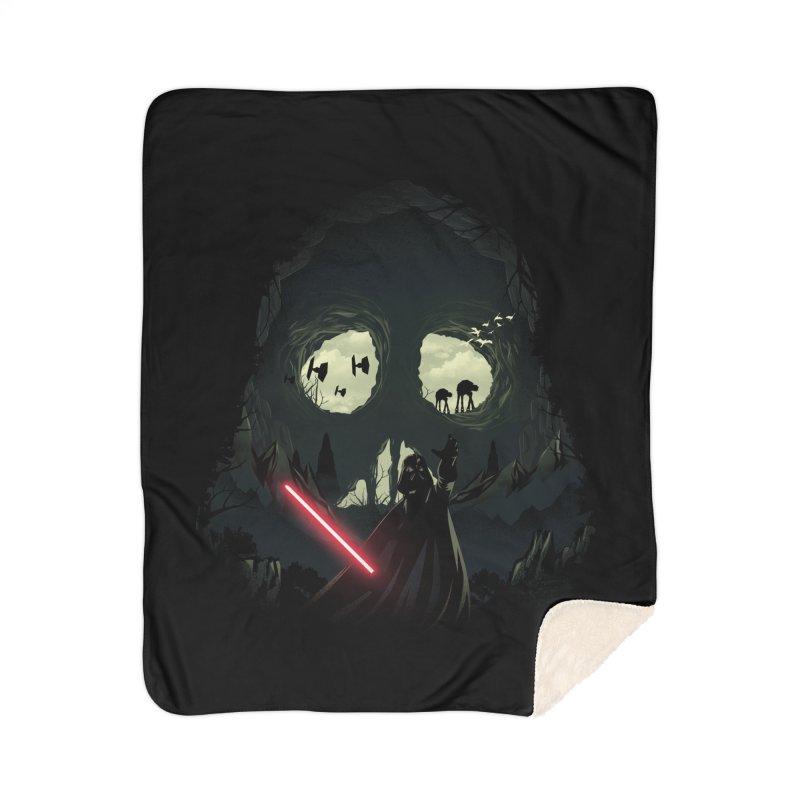 Dark Cave Home Blanket by dandingeroz's Artist Shop