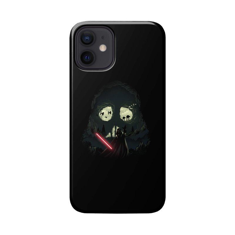 Dark Cave Accessories Phone Case by dandingeroz's Artist Shop