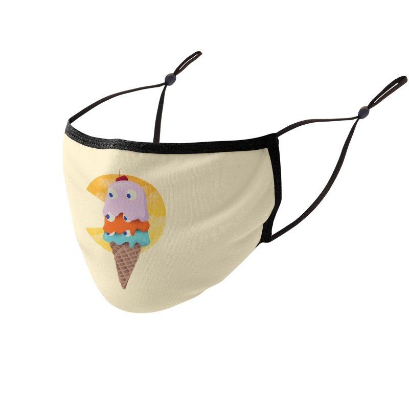 Summer Gaming Accessories Face Mask by dandingeroz's Artist Shop