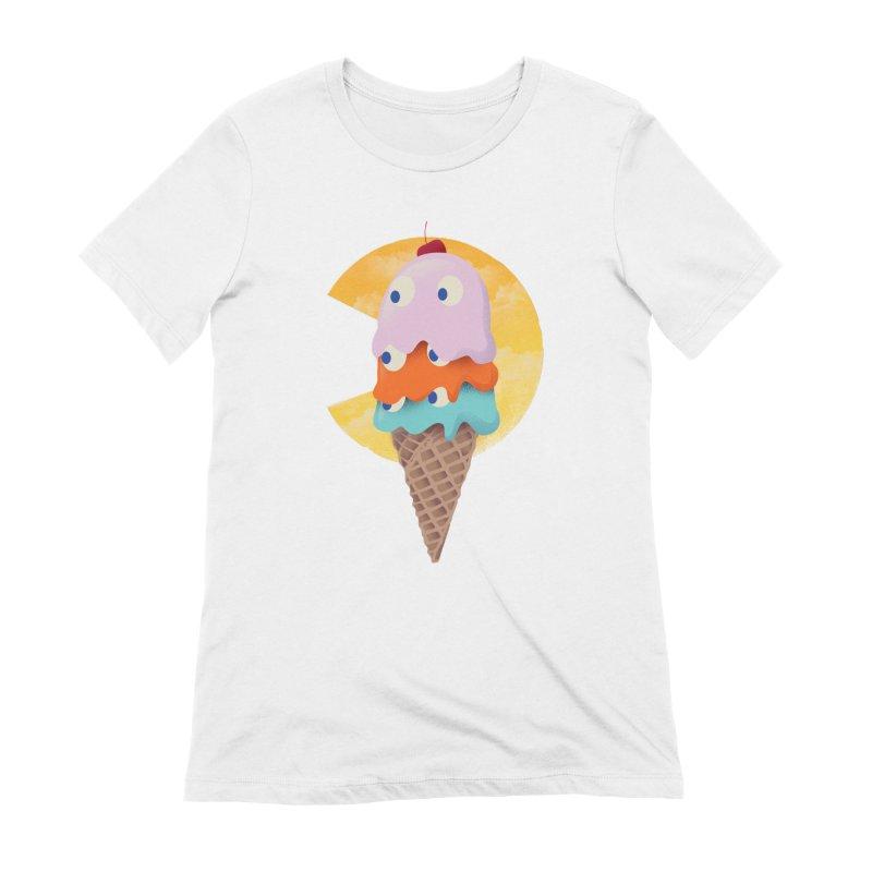 Summer Gaming Women's T-Shirt by dandingeroz's Artist Shop