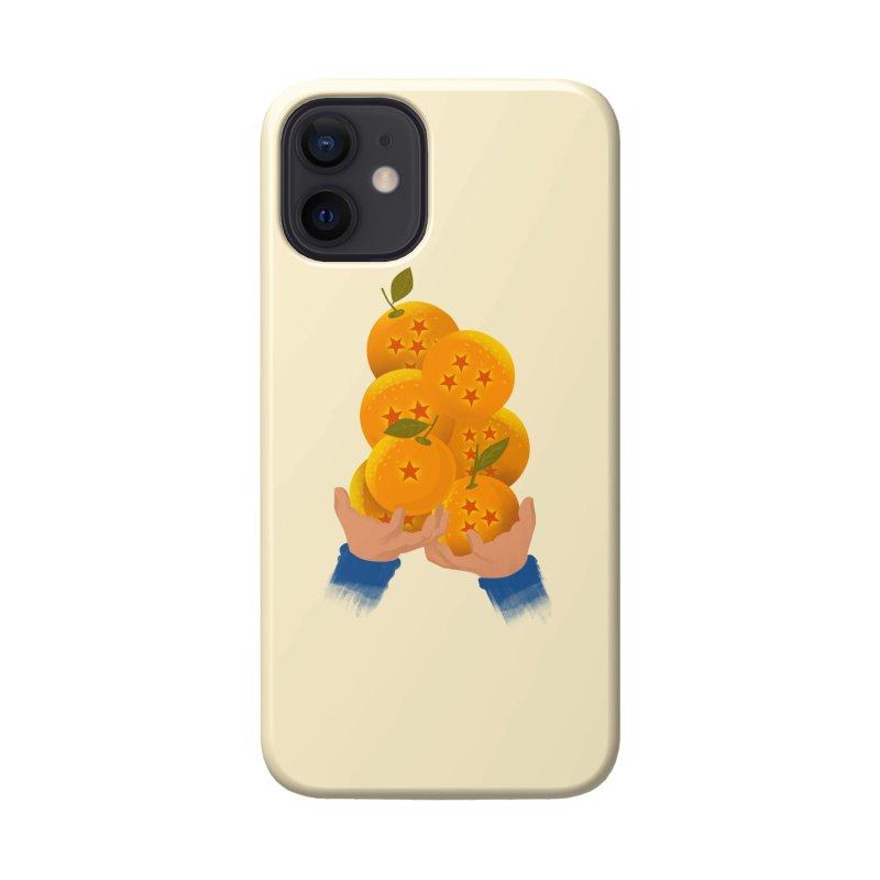 Dragon Citrus Accessories Phone Case by dandingeroz's Artist Shop