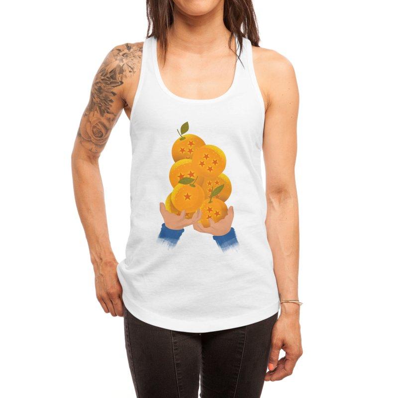 Dragon Citrus Women's Tank by dandingeroz's Artist Shop