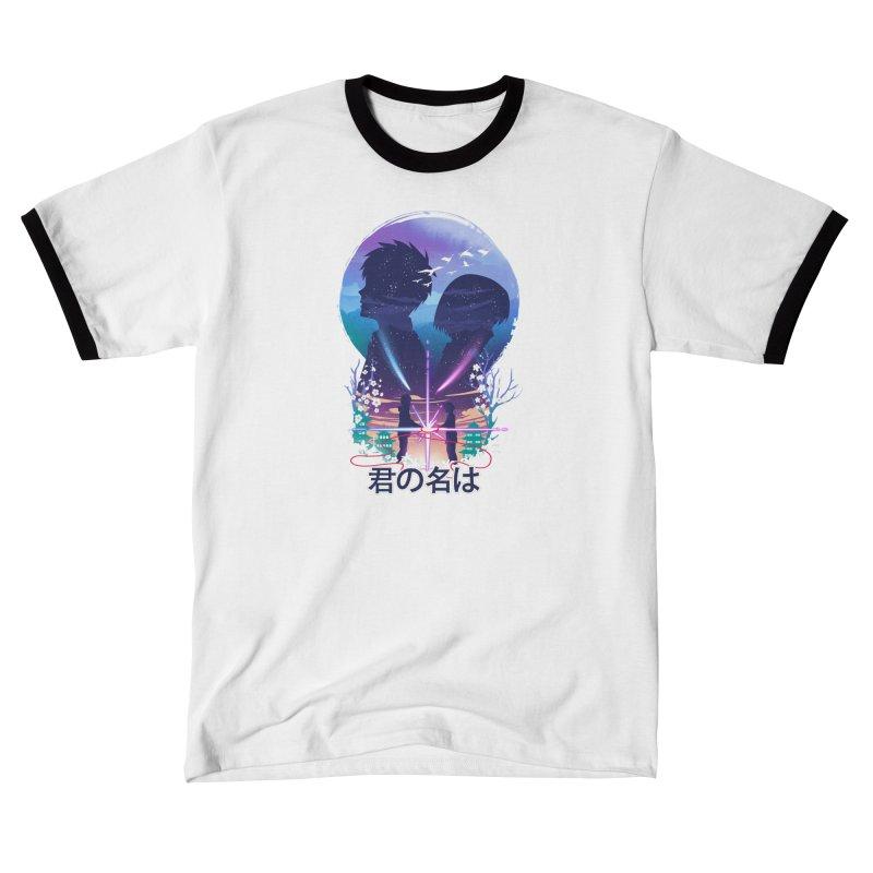 Our soul still connected Men's T-Shirt by dandingeroz's Artist Shop