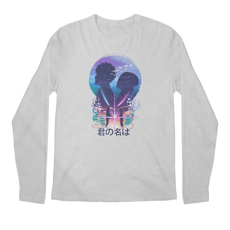 Our soul still connected Men's Longsleeve T-Shirt by dandingeroz's Artist Shop