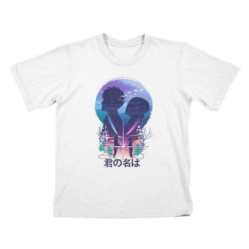 Our soul still connected Kids T-Shirt by dandingeroz's Artist Shop