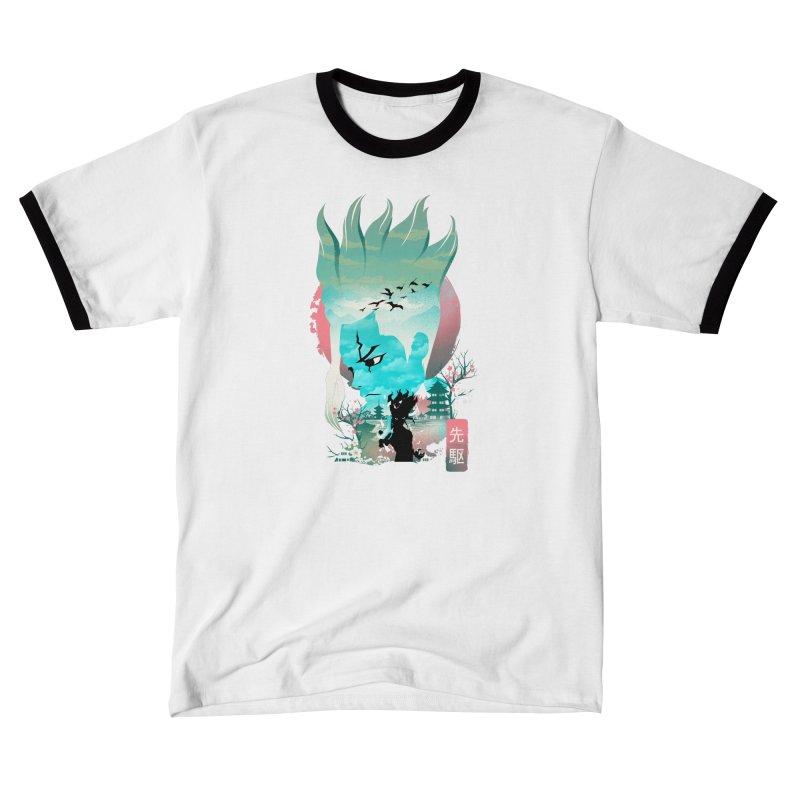 Senku Landscape Women's T-Shirt by dandingeroz's Artist Shop