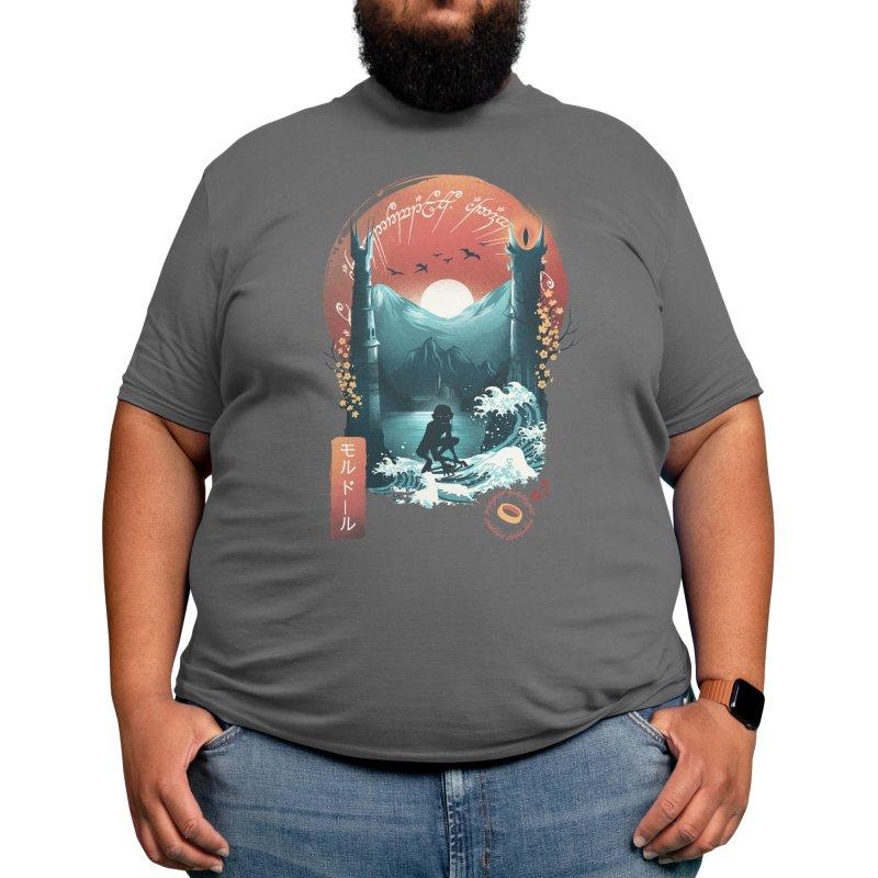 Magical Towers Men's T-Shirt by dandingeroz's Artist Shop