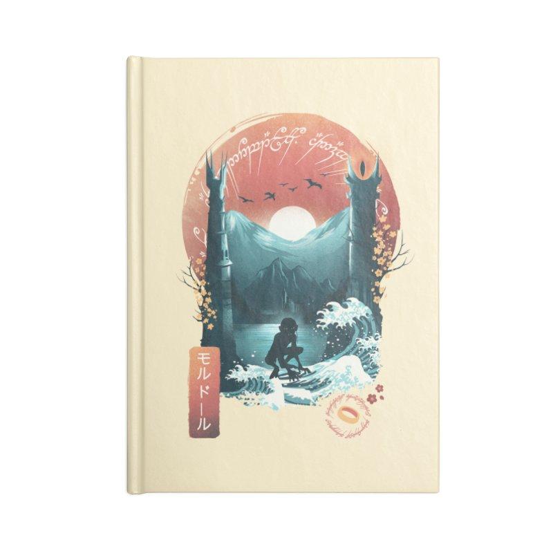 Magical Towers Accessories Notebook by dandingeroz's Artist Shop
