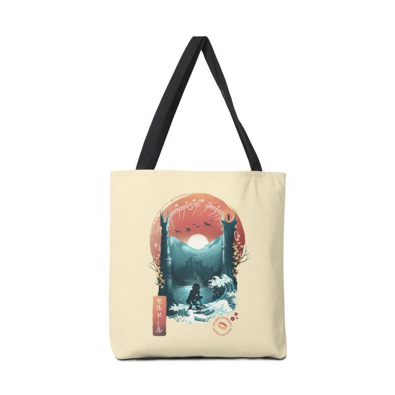 Magical Towers Accessories Bag by dandingeroz's Artist Shop