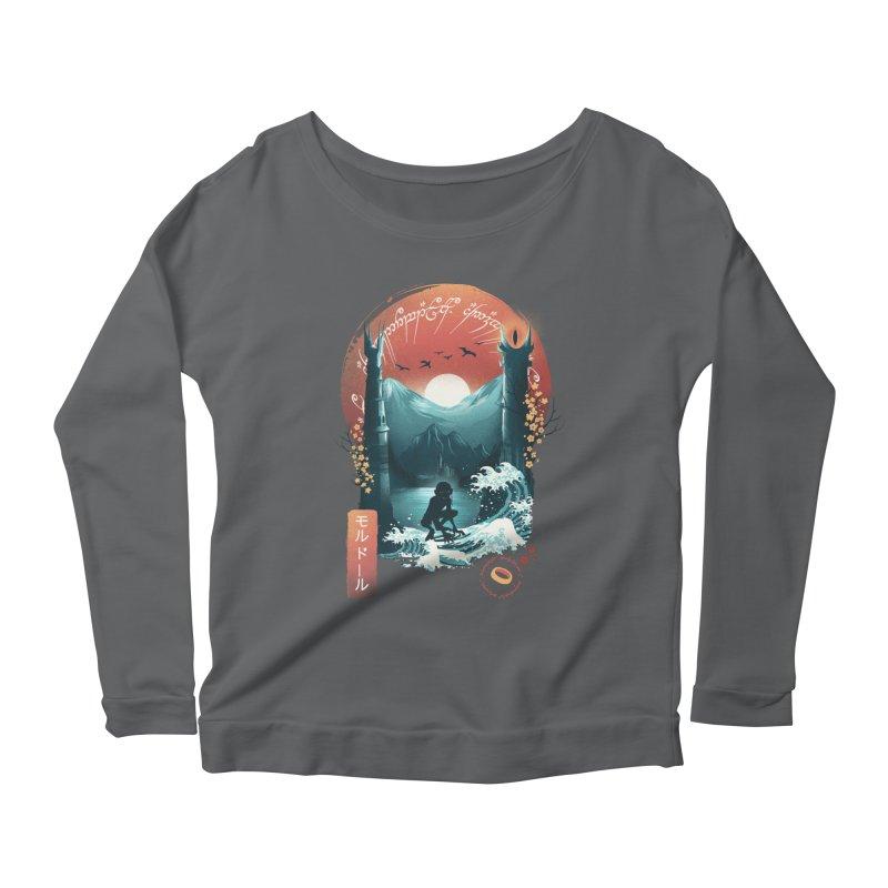Magical Towers Women's Longsleeve T-Shirt by dandingeroz's Artist Shop