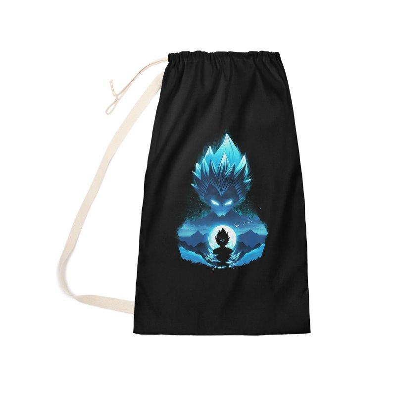 Vegeta Night Accessories Bag by dandingeroz's Artist Shop