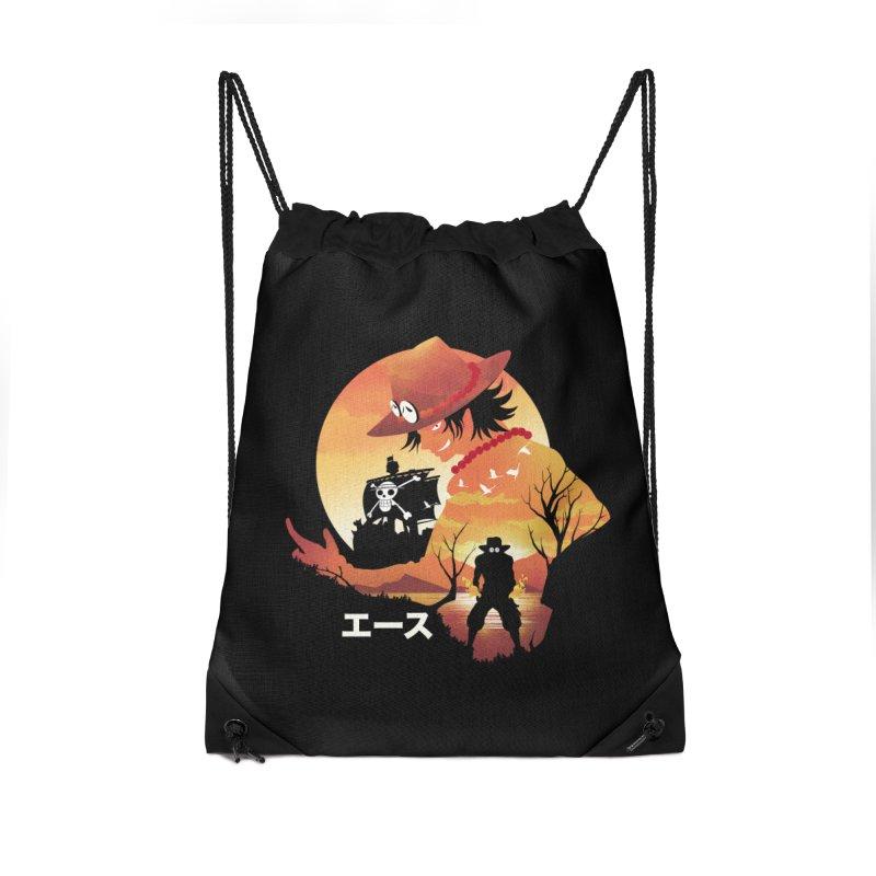 Ace Landscape Accessories Bag by dandingeroz's Artist Shop