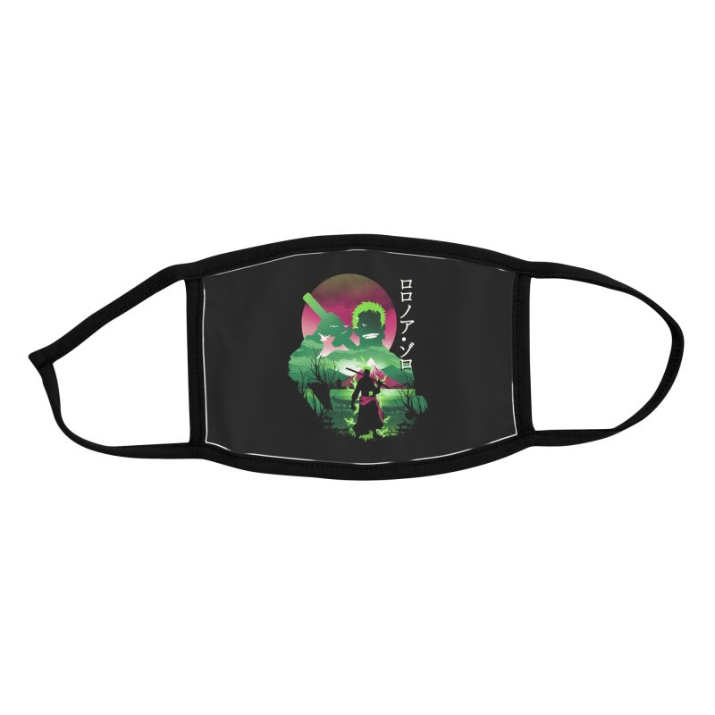 Zoro Landscape Accessories Face Mask by dandingeroz's Artist Shop