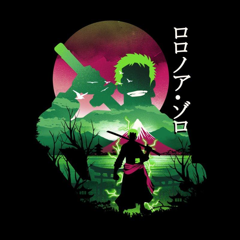 Zoro Landscape Men's T-Shirt by dandingeroz's Artist Shop