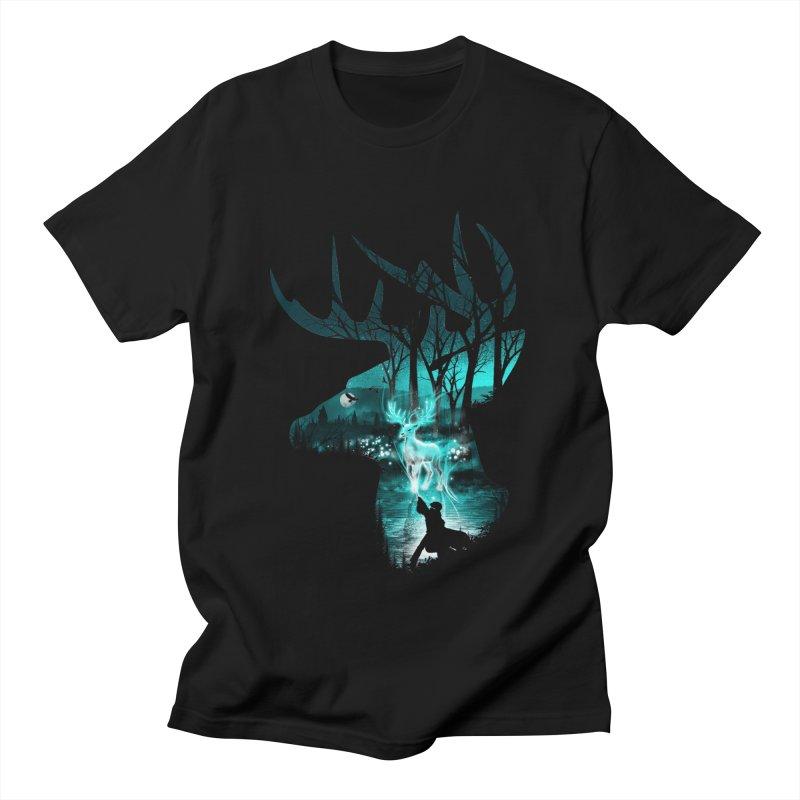 Spirit Animal Men's T-shirt by dandingeroz's Artist Shop