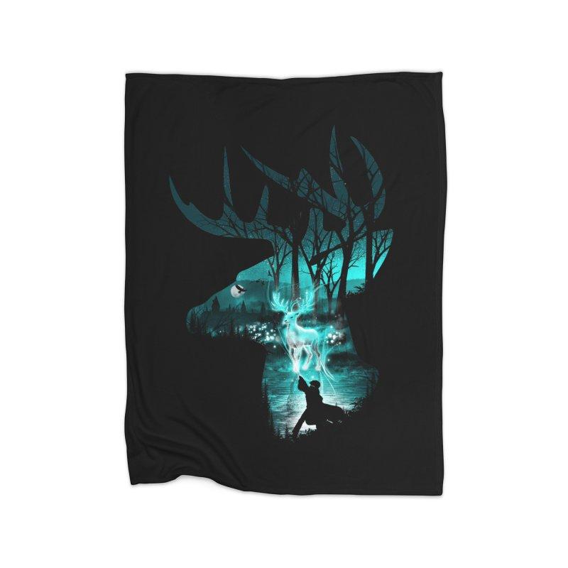 Spirit Animal Home Blanket by dandingeroz's Artist Shop