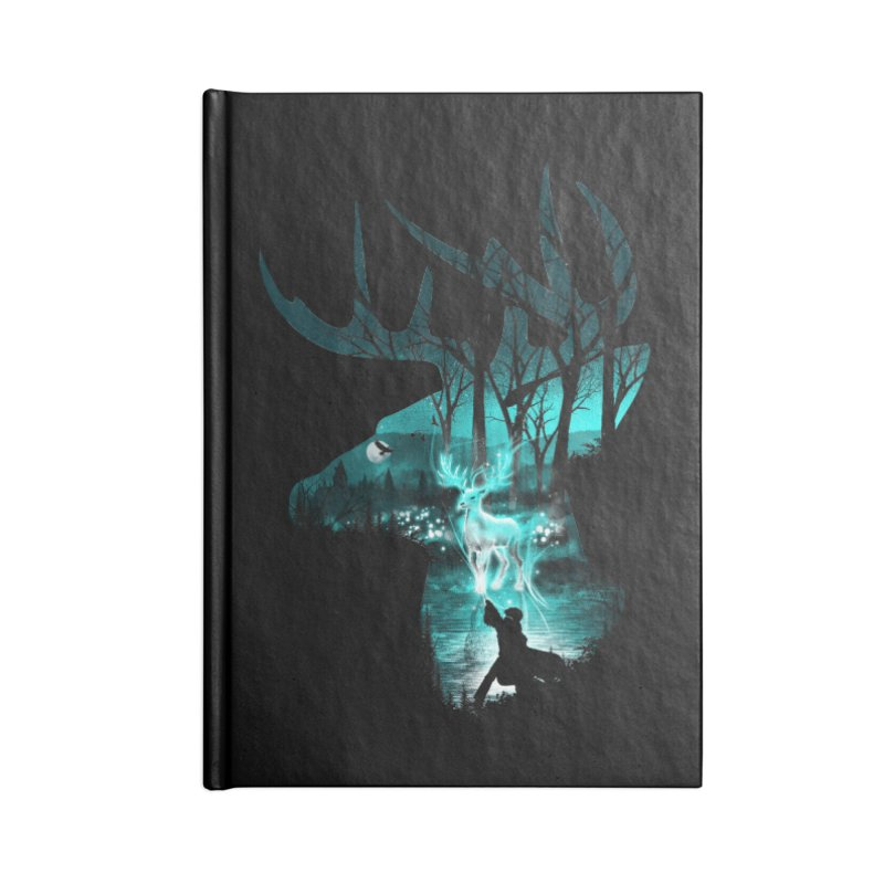 Spirit Animal Accessories Notebook by dandingeroz's Artist Shop