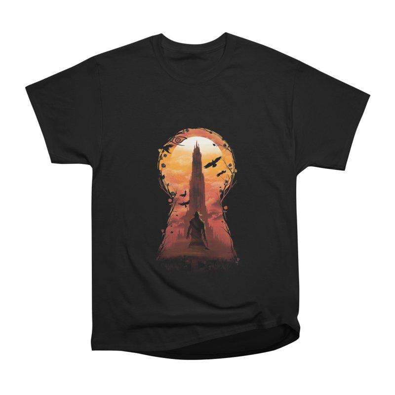 The Wind Through the Keyhole Men's Classic T-Shirt by dandingeroz's Artist Shop