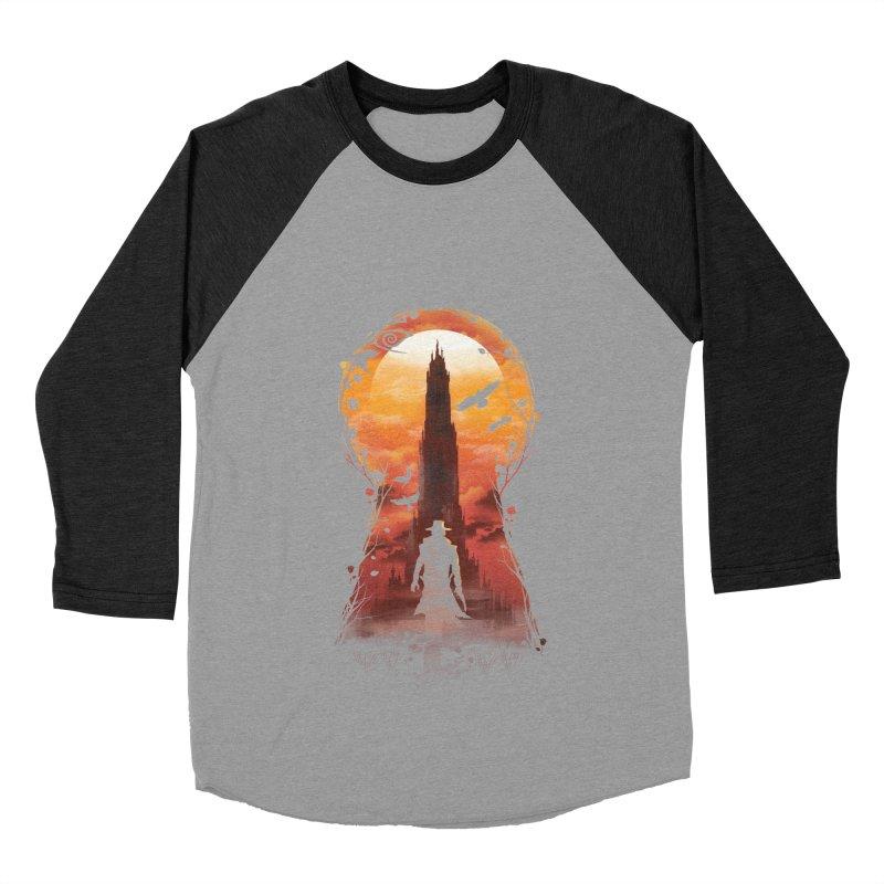 The Wind Through the Keyhole Women's Baseball Triblend T-Shirt by dandingeroz's Artist Shop