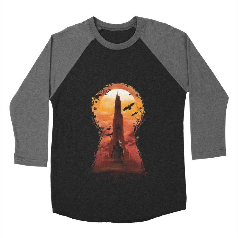 The Wind Through the Keyhole Men's Baseball Triblend T-Shirt by dandingeroz's Artist Shop