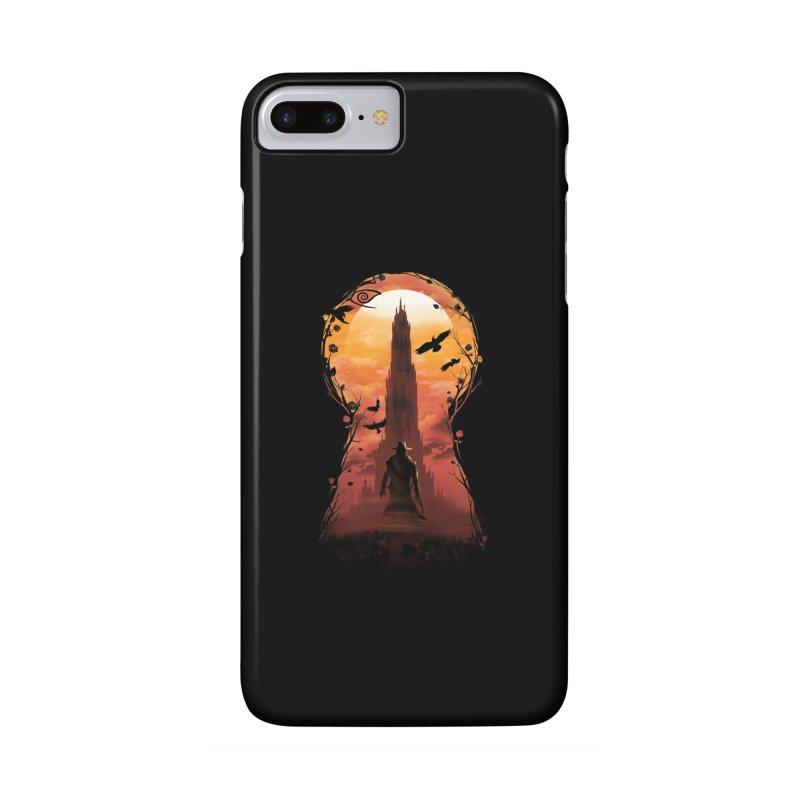 The Wind Through the Keyhole Accessories Phone Case by dandingeroz's Artist Shop