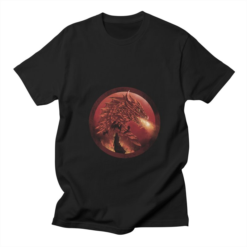 The Queen of Dragon Stone Women's Unisex T-Shirt by dandingeroz's Artist Shop